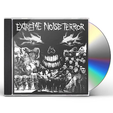 Extreme Noise Terror PHONOPHOBIA: THE SECOND COMING CD