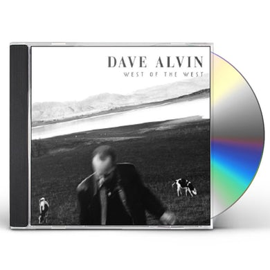 Dave Alvin WEST OF THE WEST CD