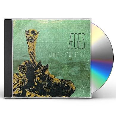 Aeges ABOVE & DOWN BELOW CD
