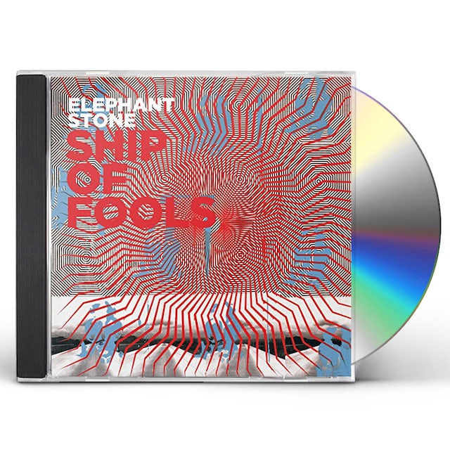 Elephant Stone SHIP OF FOOLS CD