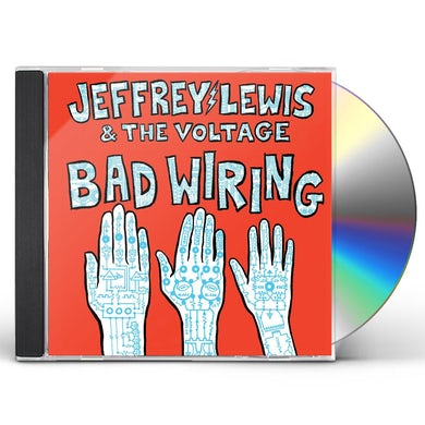 Jeffrey Lewis Bad Wiring CD