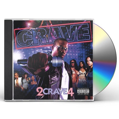 2CRAVE4 CD