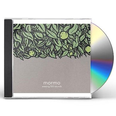 Mormo WASTING 500 SOUNDS CD