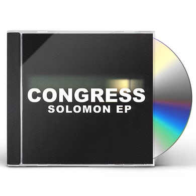 Congress SOLOMON EP CD