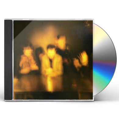 The Horrors PRIMARY COLOURS CD
