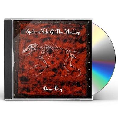 Spider Nick & The Maddogs BONE DOG CD