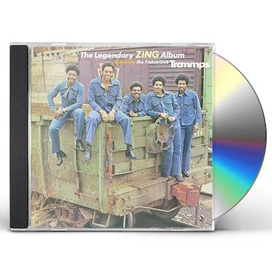 Trammps LEGENDARY ZING ALBUM CD