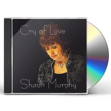 Shaun Murphy CRY OF LOVE CD