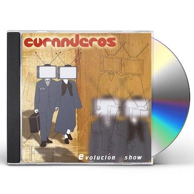 Curanderos EVOLUCION SHOW CD