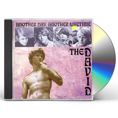 David ANOTHER DAY ANOTHER LIFETIME CD