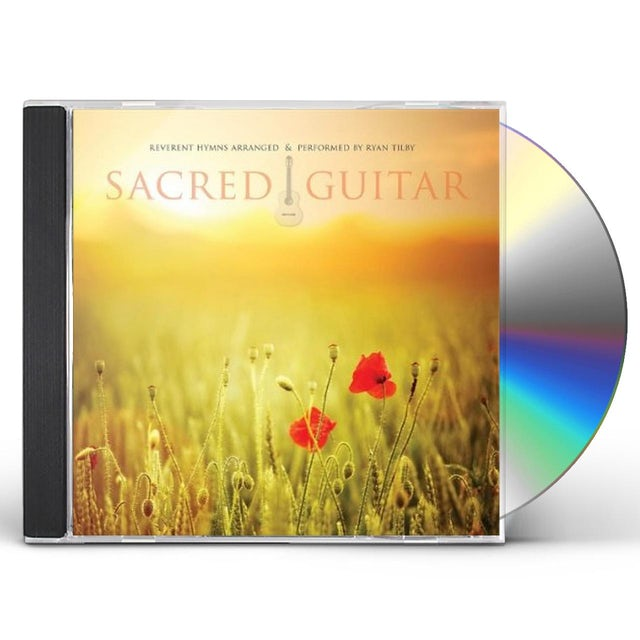 Ryan Tilby SACRED GUITAR CD