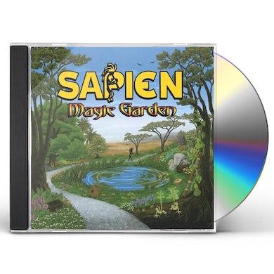 Sapien MAGIC GARDEN CD