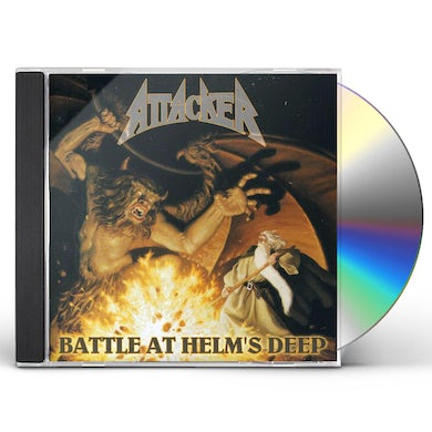Attacker BATTLE AT HELM'S DEEP CD