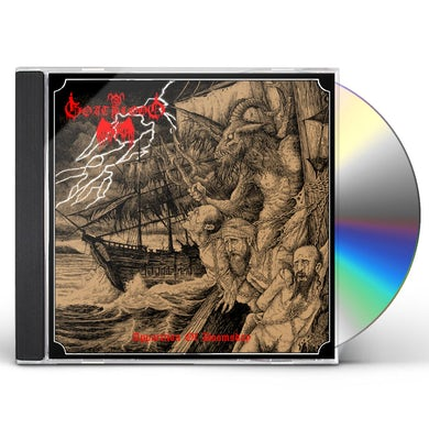 APPARITION OF DOOMSDAY CD