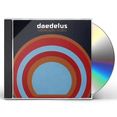 Daedelus RETHINKING THE WEATHER CD