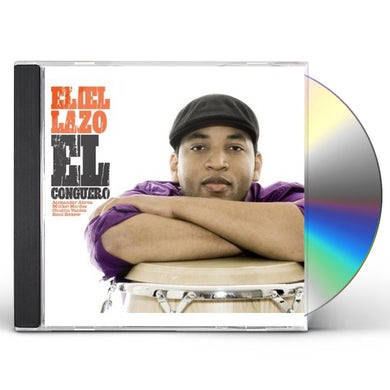 Eliel Lazo CONGUERO CD