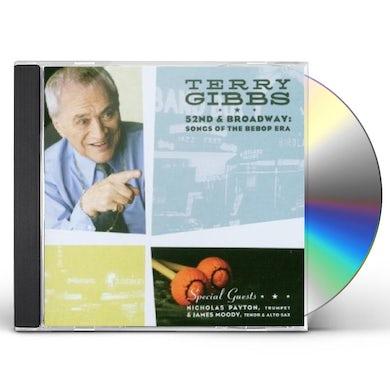 52ND & BROADWAY: SONGS OF THE BEBOP ERA CD