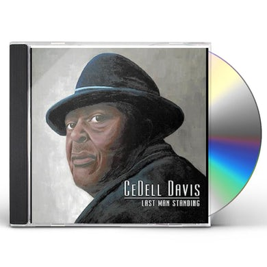 Cedell Davis LAST MAN STANDING CD