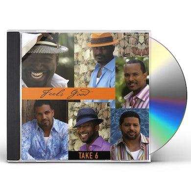 Take 6 FEELS GOOD CD