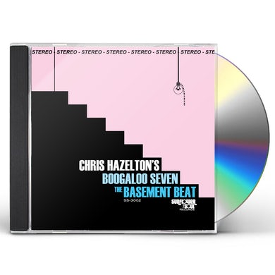 Chris Hazelton'S Boogaloo 7 THE BASEMENT BEAT CD