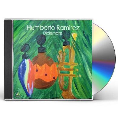 Humberto Ramirez DICIEMBRE CD