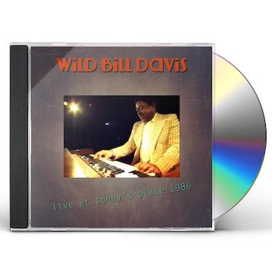 Wild Bill Davis LIVE AT SONNY'S PLACE 1986 CD