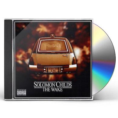 Solomon Childs WAKE CD