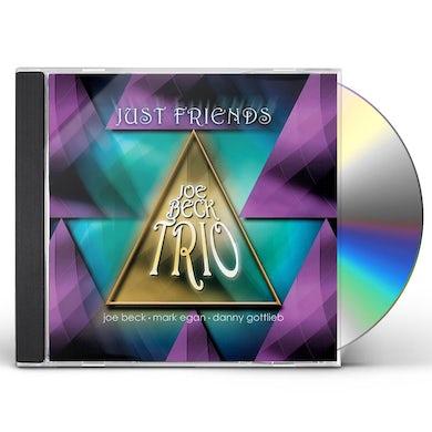 Joe Beck JUST FRIENDS CD