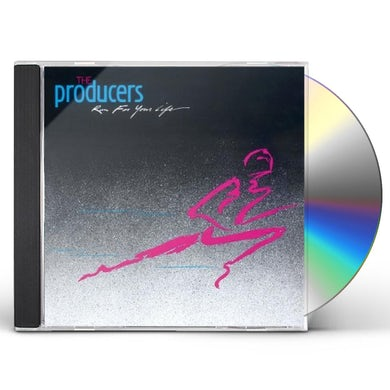 Producers RUN FOR YOUR LIFE CD
