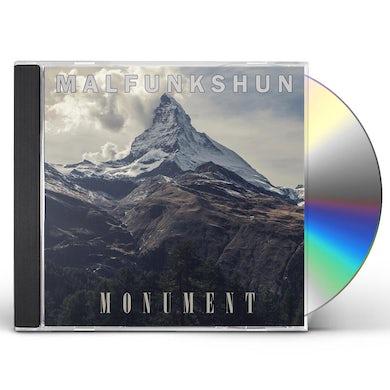 Malfunkshun MONUMENT CD