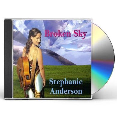 Stephanie Anderson BROKEN SKY CD