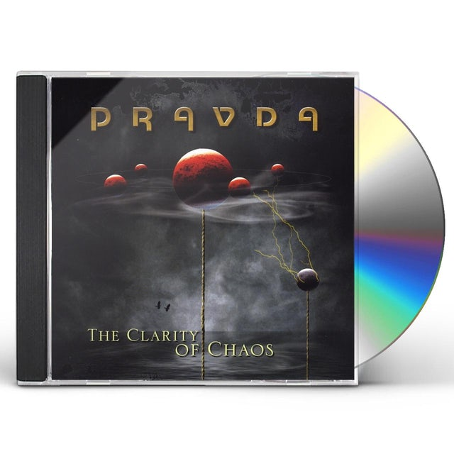 Pravda CLARITY OF CHAOS CD