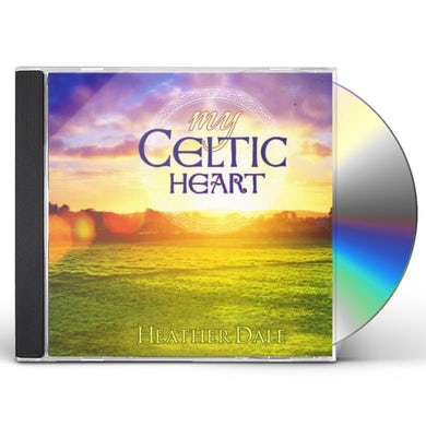 Heather Dale MY CELTIC HEART CD