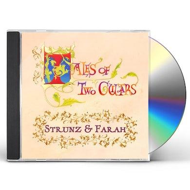 Strunz & Farah TALES OF TWO GUITARS CD