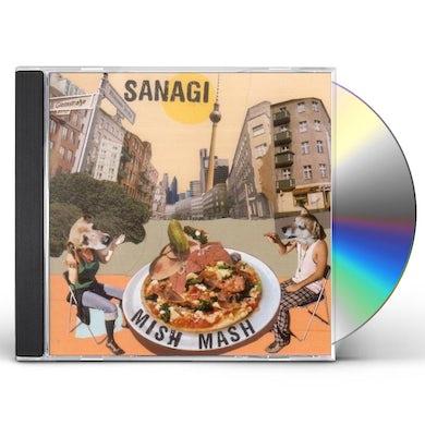 Sanagi MISH MASH CD