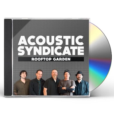 Acoustic Syndicate ROOFTOP GARDEN CD