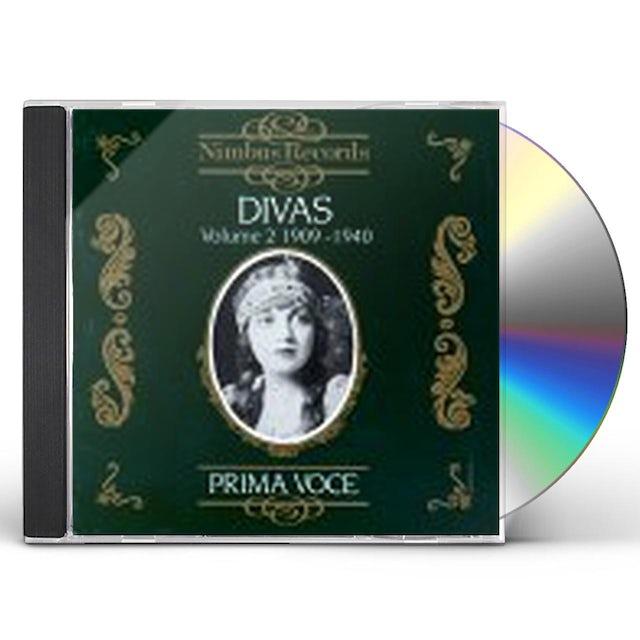 DIVAS 1909-1940 VOL 2 CD