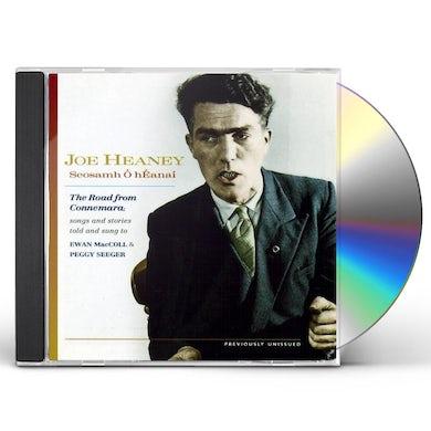 Joe Heaney ROAD FROM CONNEMARA CD