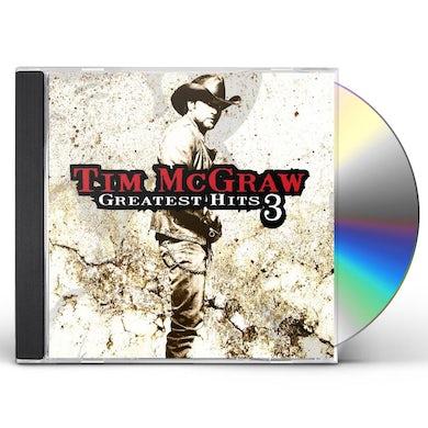Tim McGraw GREATEST HITS 3 CD