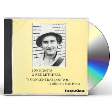 Lee Konitz I CONCENTRATE ON YOU CD