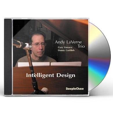 Andy LaVerne INTELLIGENT DESIGN CD