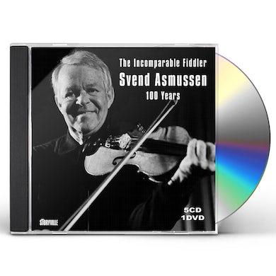 Svend Asmussen INCOMPARABLE FIDDLER CD