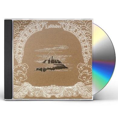 Mount Eerie BLACK WOODEN CD