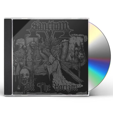 Sanctum ON THE HORIZON CD