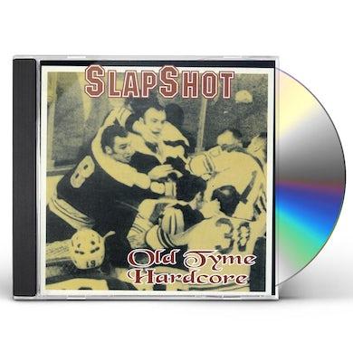 Slapshot OLDETYME HARDCORE CD