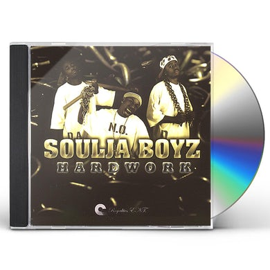 Soulja Boyz HARD WORK CD