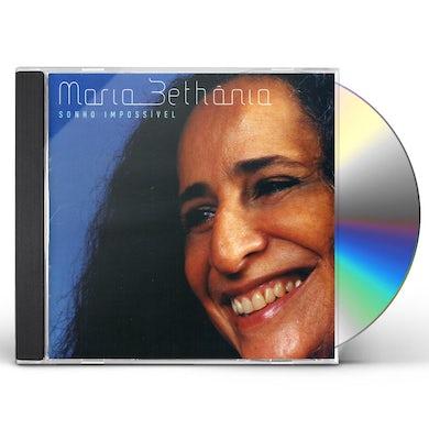 Maria Bethania SONHO IMPOSSIVEL CD