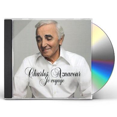 Charles Aznavour JE VOYAGE CD