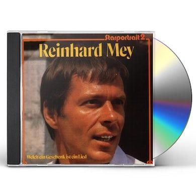 Reinhard Mey STARPORTRAIT 2 CD