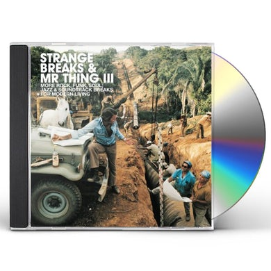 STRANGE BREAKS & MR THING III / VARIOUS CD